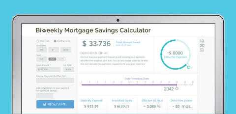 Free online mortgage payment calculation